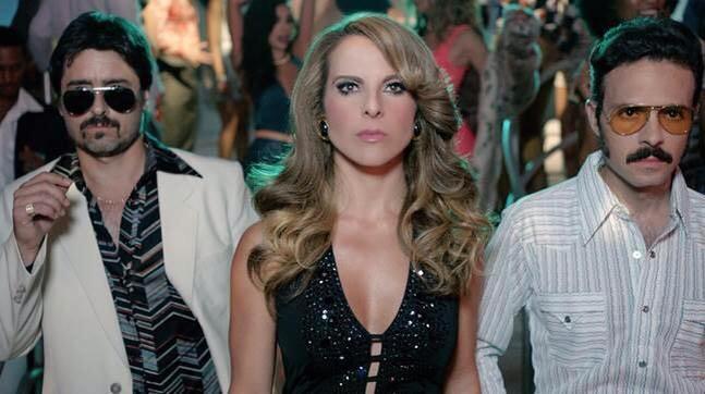 A la izquierda, Jorge Zabaleta como Conrado San Miguel. (Foto: Telemundo Digital Network | NBC Universal)