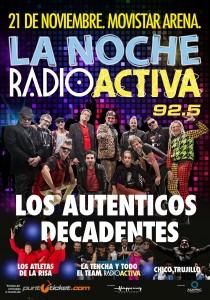La noche de Radio Activa